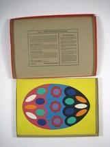 Lauri Rubber Puzzle Easter Egg 2148 Vintage Maine Toy 24 Pieces Ages 4 U... - $22.44
