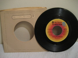 THE POINTER SISTERS love in them there hills/fairytale 45rpm record - $7.85