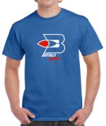 Buffalo Braves Defunct Professional Basketbal Team Retro Vintaget T Shirt - $20.99+