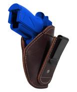 New Barsony Burgundy Leather Tuckable IWB Holster Mini/Pocket 22 25 380 ... - $32.99
