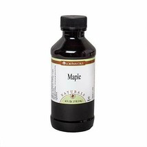 LorAnn Naturals Maple Flavor, 4 ounce bottle with a Threaded Glass Dropper - $15.76