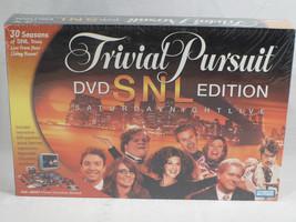 New Sealed Saturday Night Live SNL Trivial Pursuit Game - Tina Fey Chris Farley - $8.86