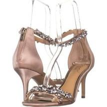 Jewel Badgley Mischka Caroline Dress Sandals 151, Champagne, 7.5 US - €37,26 EUR