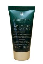 Rene Furterer Absolue Keratine Sublime Renewal Cream Damaged Brittle Hair 1.0 OZ - $10.20