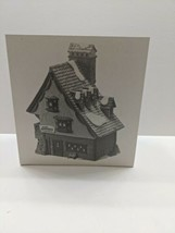 Dept. 56  ~  North Pole  ELF  BUNKHOUSE  *  NEW In Box - $22.72
