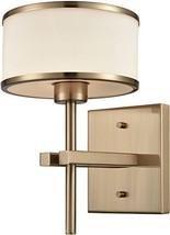 """Elk Lighting 11615/1 Vanity-Lighting-fixtures 10 x 6 x 8"""" Brass - $118.00"""