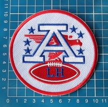 """LAMAR HUNT KANSAS CITY CHIEFS NFL FOOTBALL AFC LH LOGO MEMORIAL 4"""" JERSE... - $14.99"""