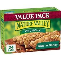 Nature Valley Granola Bar, Crunchy Granola Bar, Whole Grain Oats, Oats '... - $13.99