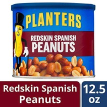 Planters Spanish Peanuts 12.5 oz Canister - $10.90