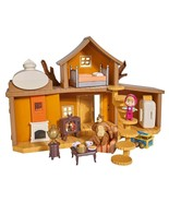 Simba masha and the bear big house with 2 figures accessories toys tv - $227.49