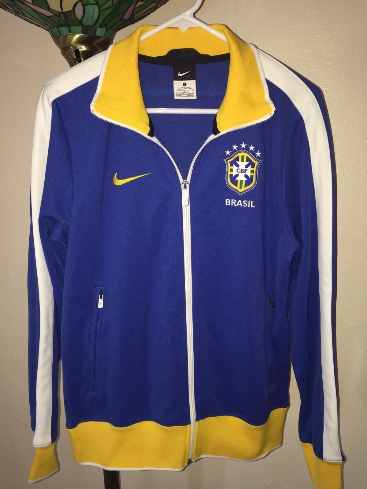 a6494781bcfcc Nike Brazil Brasil World Cup WC 2010 and 16 similar items. S l1600