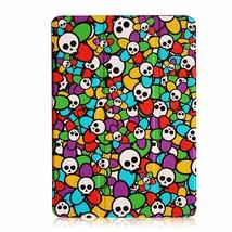 iPad Air Case Fintie 2013 Skulls Slim Shell Lightweight Stand Smart Prot... - $9.99