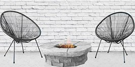 Century Modern Outdoor Acapulco Chair All Weather Resort Grade Outdoor P... - €876,70 EUR