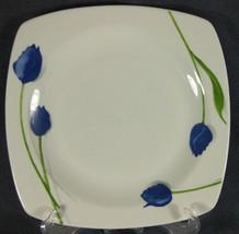 Studio Nova CD302 Blue Rhapsody Salad Plate Floral Fine Porcelain (M4) - $12.95