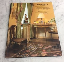 Sothebys NY Important English Furniture Decorative Arts April 22 1995 Ca... - $29.02