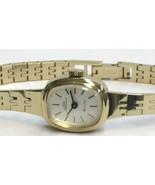 Jules Jurgensen 17 Jewels Swiss Women's Watch- Caliber 481A Working - $72.15