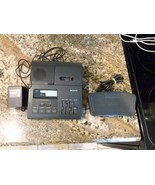 Sony BMT-840T Microcassette Transcriber BM-840 with Foot Pedal & Power A... - $116.82