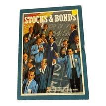 Vintage 1964 3M Stocks and Bonds Bookshelf Board Game  - £17.00 GBP