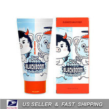 [ ELIZAVECCA ] Milky Piggy Hell-Pore Bubble Blackboom Charcoal Pore Pack... - $10.30