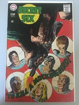 Secret Six (1968 1st Series) #3 VF Very Fine DC Comics - $23.76