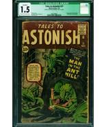 TALES TO ASTONISH #27 1962 -CGC 1.5-KEY ISSUE- 1st ANT-MAN- 2023780001 - $1,164.00