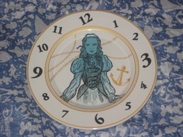 Disney Store Alice Through The Looking Glass Ceramic Plate. Brand New. 0... - $19.79