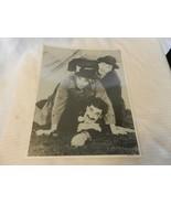 Marx Brothers Black & White Photo #PP-217 Groucho, Harpo, & Chico 11 x 14 - $29.70