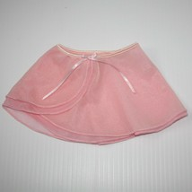 American Girl 2007 2-1 Ballerina Set Ballet Outfit Pink Skirt Only for Doll - $7.99