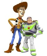Hallmark  Buzz Lightyear and Woody  25th Anniversary  Toy Story Ornament... - $27.71
