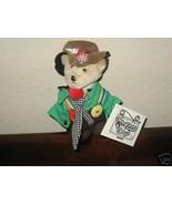 Ganz Wee Bear Village Teddy Hobo Clown ~ Skids ~New NWT - $7.99