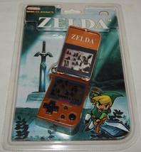 *VINTAGE 1998 NINTENDO MINI CLASSICS ZELDA LCD HANDHELD GAME & WATCH SEA... - $675.61