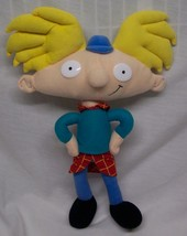 "Nickelodeon Hey Arnold BEANDABLE ARNOLD THE BOY 15"" Plush STUFFED Toy - $89.10"