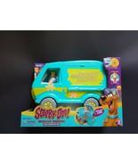 Scooby Doo! Mystery Machine w/ Fred Figurine NIB Playset Rare Walmart Ex... - $21.73