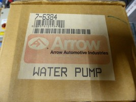 7-6384 Subaru Water Pump Remanufactured By Arrow 21110-AA017 image 2