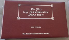 The First U.S. Commemorative Stamp Issues - POSTAL STAMP COLLECTION WITH... - $197.99
