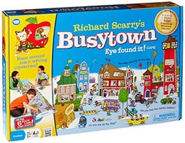 Wonder Forge Richard Scarry's Busytown, Eye Found It Toddler Toy and Gam... - $34.45