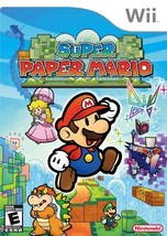 Super Paper Mario [video game] - $9.99