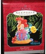 Hallmark 1998 Daydreams Ariel from Disney The Little Mermaid Ornament - $27.72
