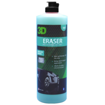 Eraser Water Spot Remover 16 Oz - Gel. For Paint, Glass, Windows, and Mi... - $18.28