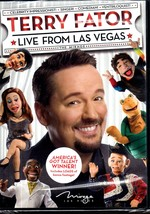 Terry Fator: Live from Las Vegas by Image Entertainment [DVD]  - $5.95