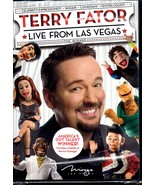DVD - Terry Fator: Live from Las Vegas by Image Entertainment [DVD]  - $10.00