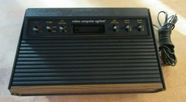 Atari 2600 Video Game Console CX-2600 6 Switch Untested - $29.69