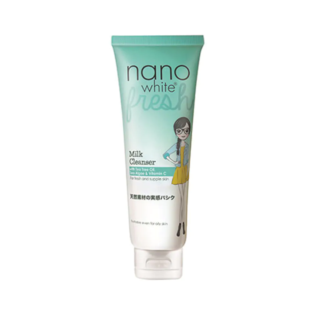 Primary image for Nanowhite Fresh Milk Cleanser (100g) (EXPRESS SHIPPING)