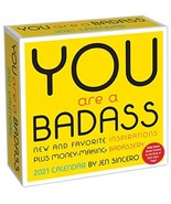 You Are a Badass 2021 Day-to-Day Calendar Sincero, Jen - $6.93