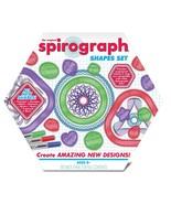 Spirograph Shapes Set                                        - $19.75