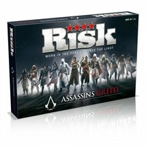 Risk Assassin's Creed Risk Board Game - $58.40
