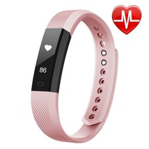 Fitness Activity Tracker Watch Fitbit Heart Rate Monitor Pedometer Andro... - $689,53 MXN