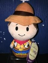 Hallmark Itty Bittys Disney Toy Story Pixar Woody NWT - $19.99