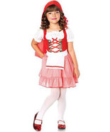 Girls Darling Miss Red Halloween Costume Size 8-10 Years - $20.00