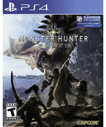 Monster Hunter: World Playstation 4 PS4  Disk Only - $16.00